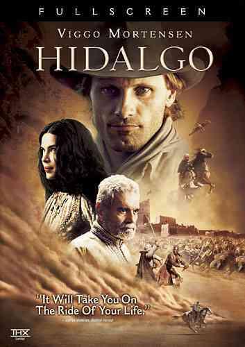 HIDALGO BY MORTENSEN,VIGGO (DVD)
